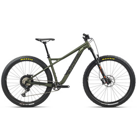 Orbea Laufey H10 green/orange